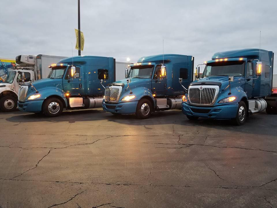 semi fleet